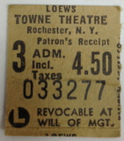 Old Ticket