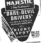 &quot;Dare-Devel Drivers&quot;/&quot;Night Spot&quot;