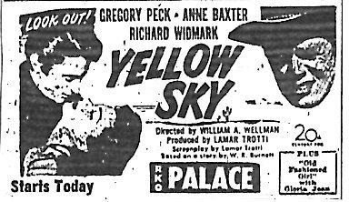 """Yellow Sky"""