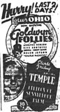 &quot;Goldwyn Follies&quot;/Rebecca of Sunnybrook Farm&quot;