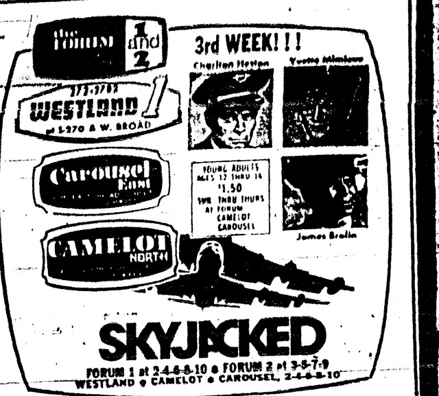 """Skyjacked"""