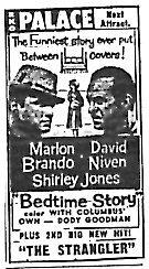 """""""Bedtime Story""""/""""The Strangler"""""""
