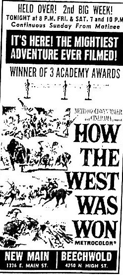 """How the West was Won"""