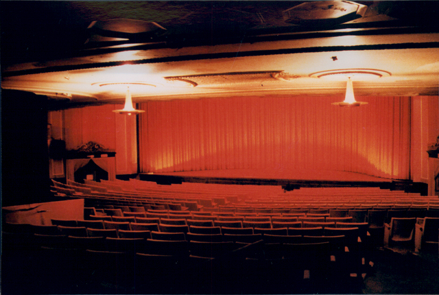 Warner Auditorium