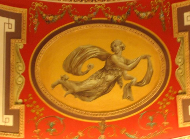 Allen Theatre, Cleveland, OH - Ornamental Detail - Main Lobby