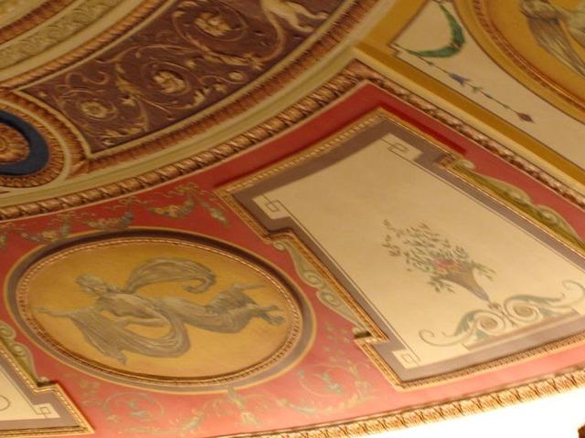 Allen Theatre, Cleveland, OH - Rotunda Detail