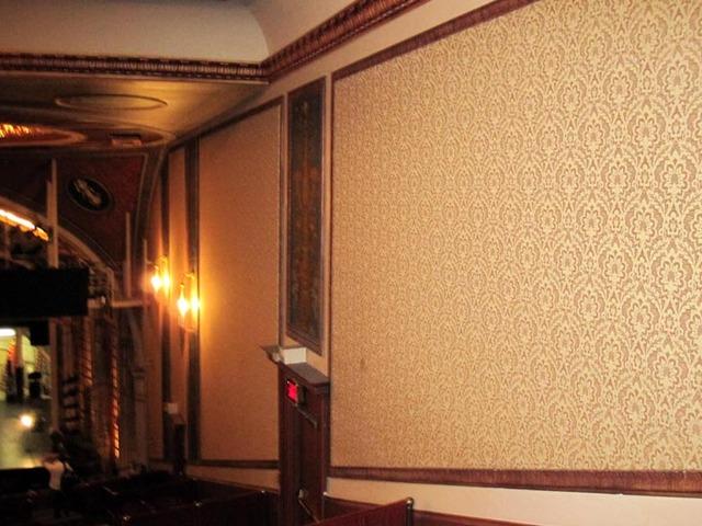Allen Theatre, Cleveland, OH - Upper Foyer