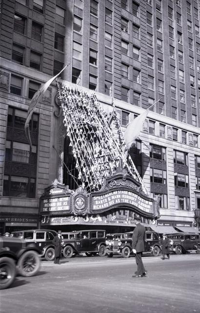 Paramount Theatre, New York, NY - 1929