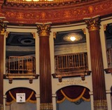Allen Theatre, Cleveland, OH - Rotunda Ornamentation