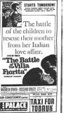 """The Battle of the Villa Fiorita"""