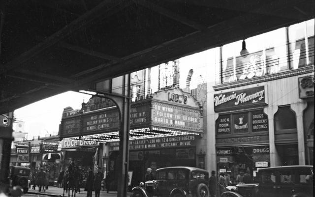 Loew's Valencia Theatre, Jamaica, NY - 1930