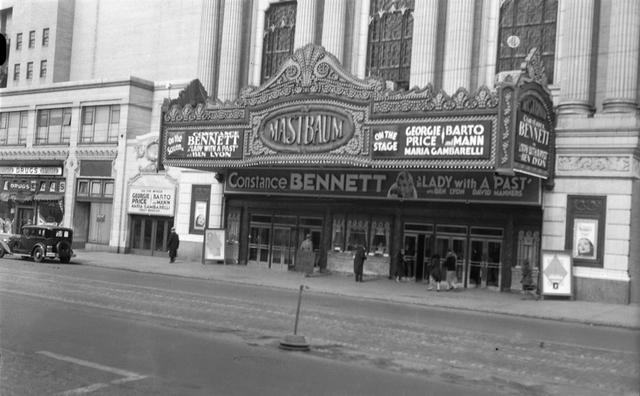 Mastbaum Theatre, Philadelphia, PA - 1932