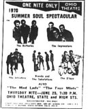 """1970 Summer Soul Spectacular"""