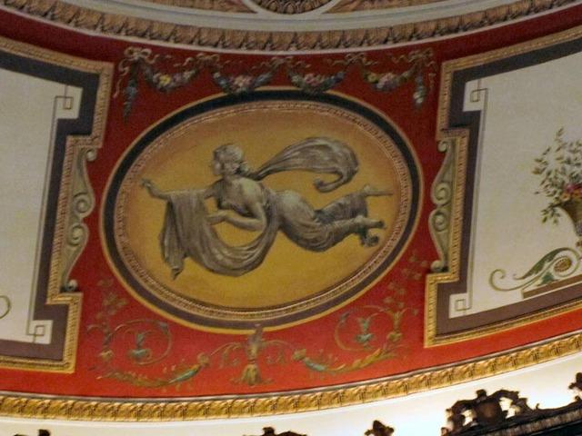 Allen Theatre, Cleveland, OH - Rotunda Details