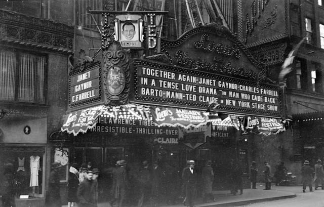Loew's United Artists Theater, Pittsburgh, PA - 1931