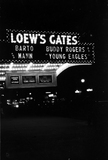 "<p>Loew's Gates Theatre, Brooklyn, NY – May 7, 1930.  Photo by George Mann of the comedy dance team, <a href=""http://en.wikipedia.org/wiki/Barto_and_Mann"" rel=""nofollow"">Barto and Mann</a>.</p>"