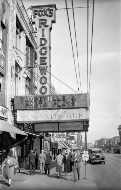 Fox's Ridgewood Theatre, Ridgewood, NY - 1929