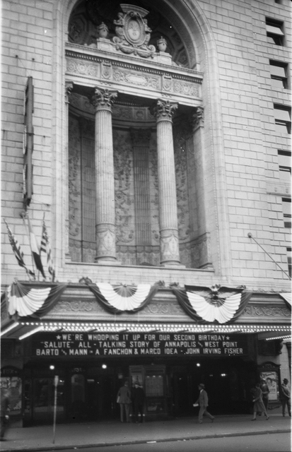Fox Theatre, Washington, DC - 1929