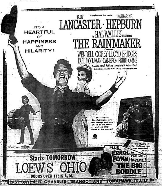 """The Rainmaker"""