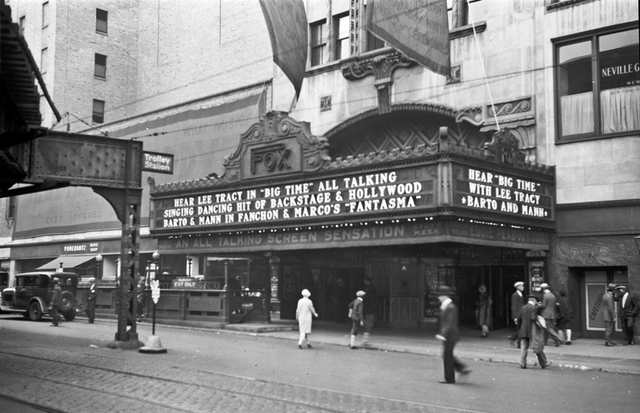 Fox Theatre, Brooklyn, NY - 1929
