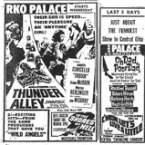 """Thunder Alley""/""To the Shores of Hell""/""Oh Dad, Poor Dad..."""