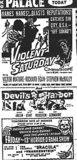 """Violent Saturday""/""Devil's Harbor"""
