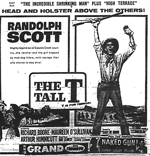 """""""The Tall T"""""""