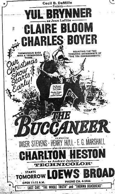 """""""The Buccaneer"""""""