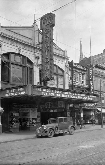 Fox Crotona Theatre, Bronx, NY - 1929