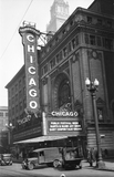 Chicago, Theatre, Chicago, IL - 1930