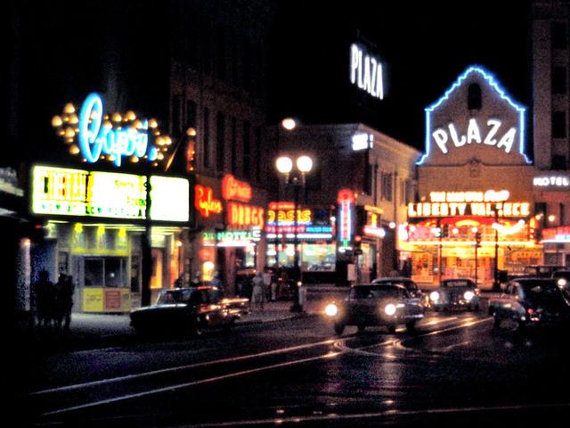 Plaza El Paso 1962