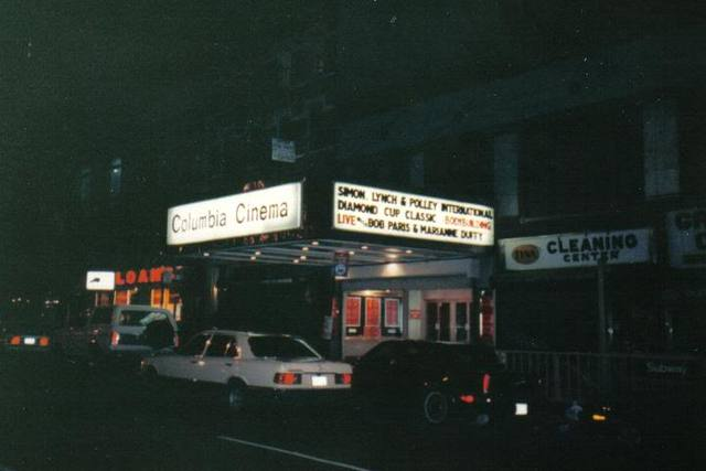 Columbia Cinema