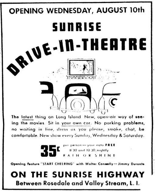 Sunrise Drive-In