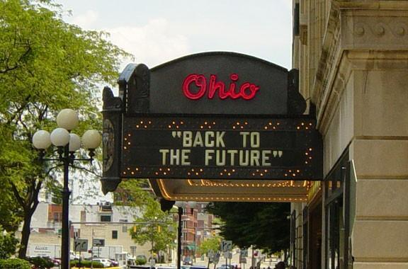 Ohio Theatre Marquee