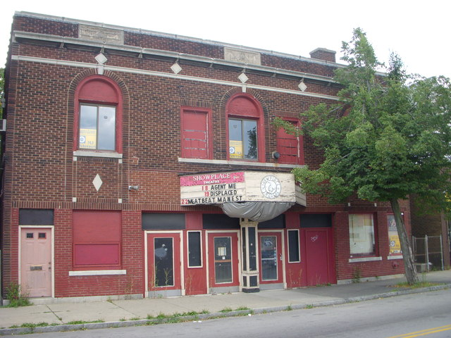 Showplace Theatre, Buffalo, NY
