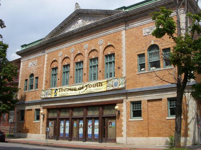 Allendale Theatre, Buffalo, NY