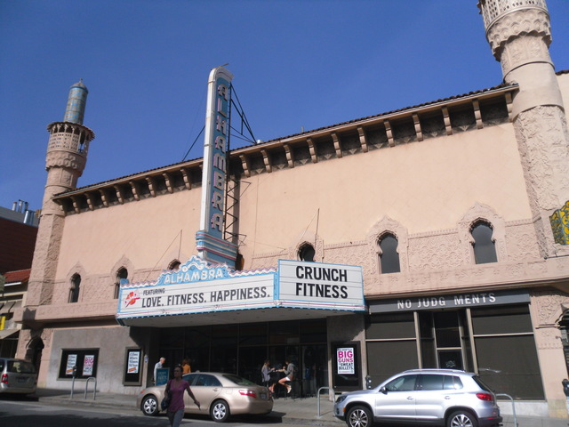 Exterior 29 April 2012