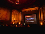 Castro Auditorium just before SFIFF screening of The Third Man on 28 April 2012
