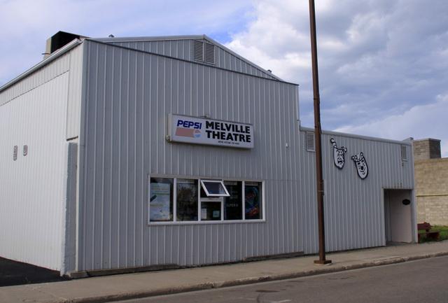 Melville Theatre, Melville, Saskatchewan - 2011