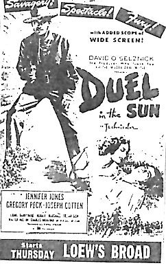 """Duel in the Sun"""