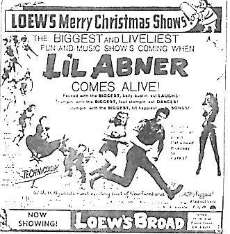 """Lil Abner"""