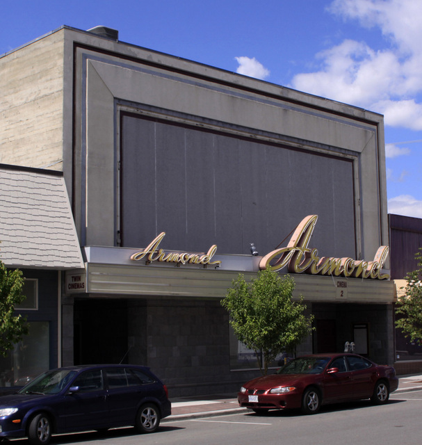 Armond Theatre, Cranbrook, BC - 2011