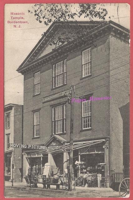Masonic Temple, Bordentown, N. J.