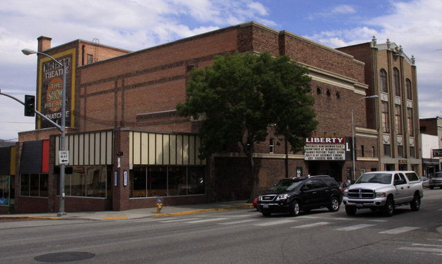 Liberty Theatre, Wenatchee, WA - 2011