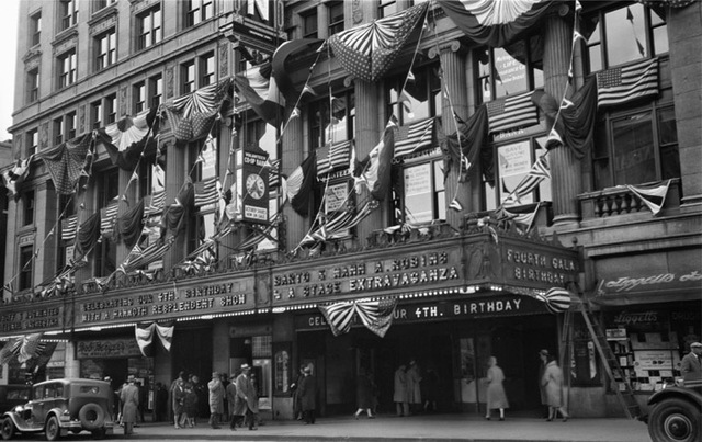 Metropolitan Theatre (now Wang Theatre), Boston, MA – 1929