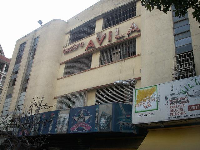 Cine Avila