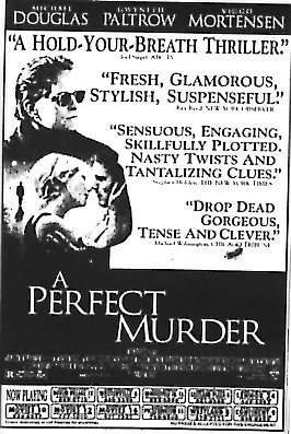 """A Perfect Murder"""