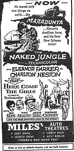 """The Naked Jungle""/""Here Come the Girls"""