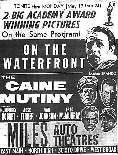 """On the Waterfront""/""The Caine Mutiny"""