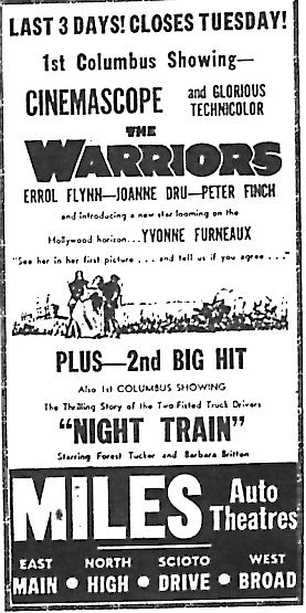 """The Warriors""/""Night Train"""